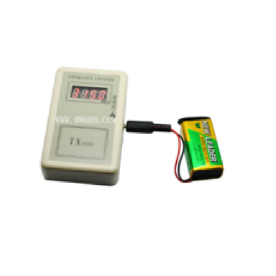Remote Frequency Counter